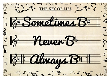 The Key of Life - Musical Motivation
