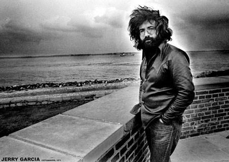 Jerry Garcia, Copenhagen, 1971 - Jerry Garcia