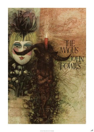 The Magus - by John Fowles