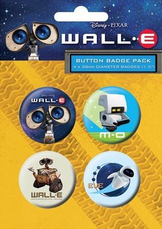 Wall-E Characters - Disney Pixar's Wall-E