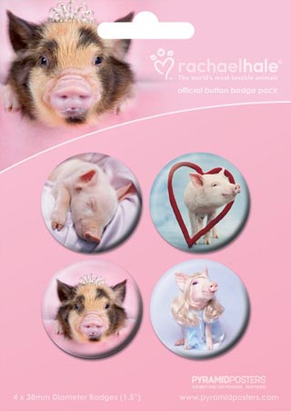 Perfect Pigs - by Rachel Hale