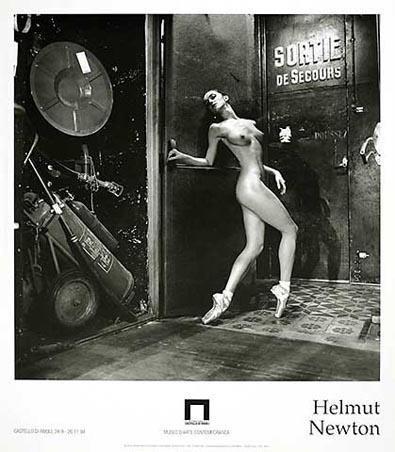 Bernice Coppieters - Helmut Newton