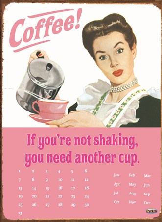 Caffeine Addicts - If You're Not Shaking
