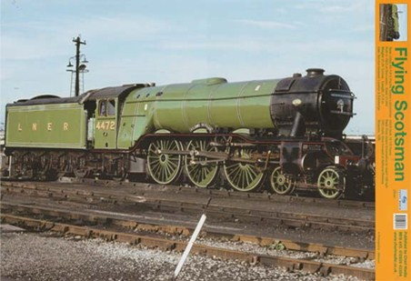The Flying Scotsman - Steam Locomotive
