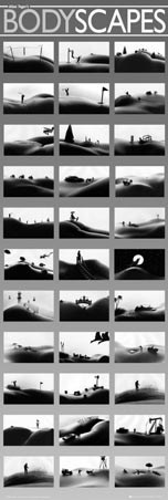 Bodyscapes Compilation - Allan Teger