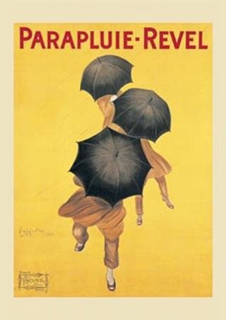 Parapluie - Revel - Leonetto Cappiello