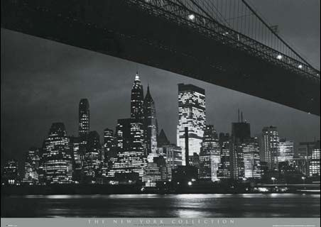 Under Manhattan Bridge - New York City Collection