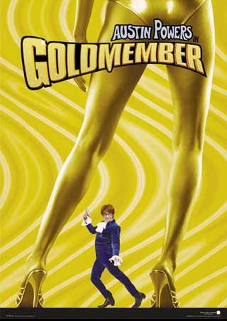 Austin Powers in Goldmember - Austin Powers III