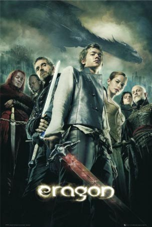 Eragon Movie One Sheet - Eragon