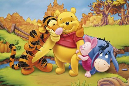 Pooh and Friends - Winnie the Pooh