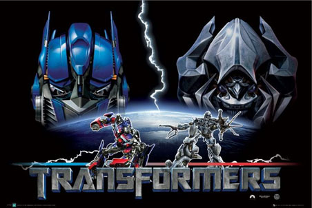 Transformers – Good and Evil - The Transformers Movie