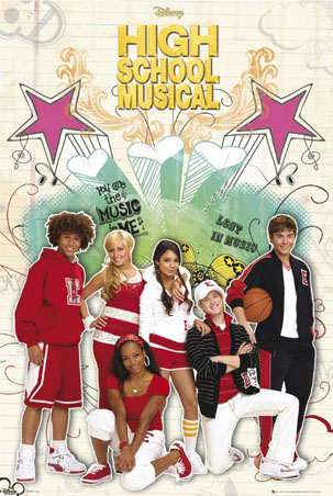 The Cast of High School Musical - High School Musical