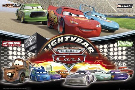 Disney Pixar: The World Of Cars - Cars: The Movie