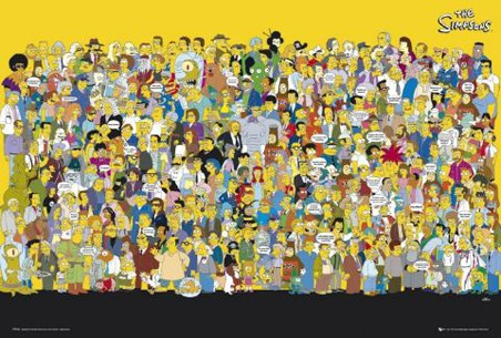 Cast Quotes - The Simpsons