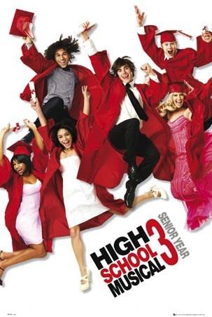 East High School Graduates - High School Musical 3