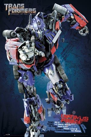 Optimus Prime - Transformers: Revenge of the Fallen