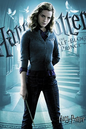 Hermione Granger - Harry Potter and the Half Blood Prince