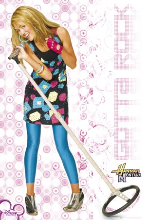 Gotta Rock - Hannah Montana