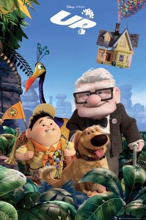Disney Pixar's Up - Cast Ensemble
