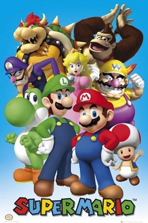 Super Mario All Stars - Nintendo's Super Mario
