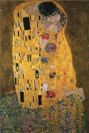 The Kiss - Gustav Klimt