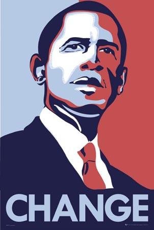 Change - Barack Obama
