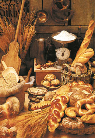 Brotstube - German Bread and Pretzels