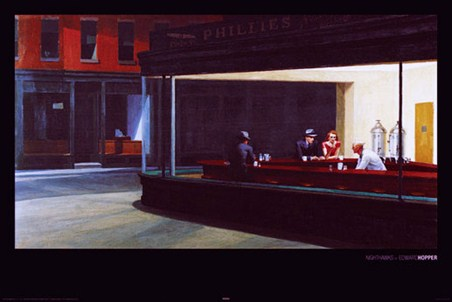 Nighthawks - Edward Hopper