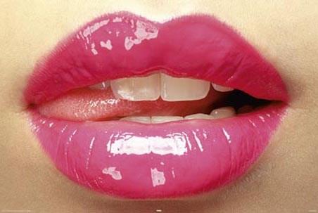 Hot Lips - Pink Lips