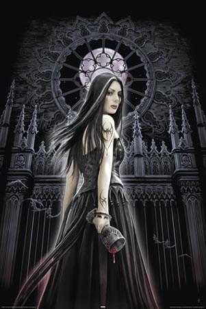Gothic Siren - By Anne Stokes