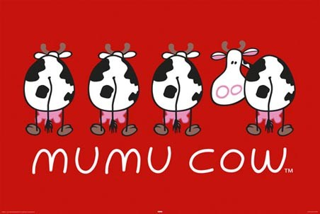 Bovine Beauties - Mumu Cow