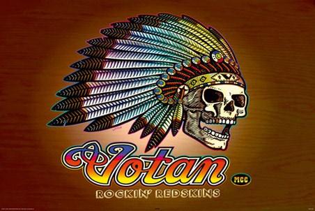 Rockin' Redskins - Votan
