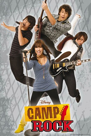 Rocking Out - Camp Rock