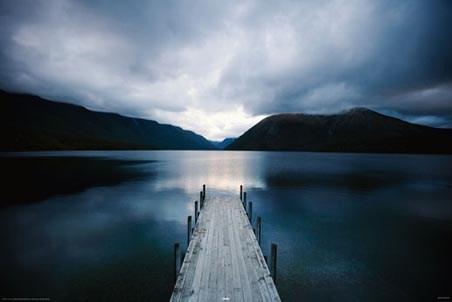 On the Boardwalk - Landscape Photography