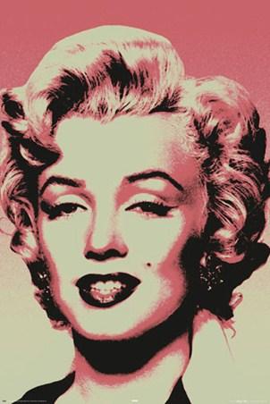 Marilyn in Pop Art - Marilyn Monroe