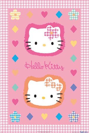 Pretty in Pink - Hello Kitty