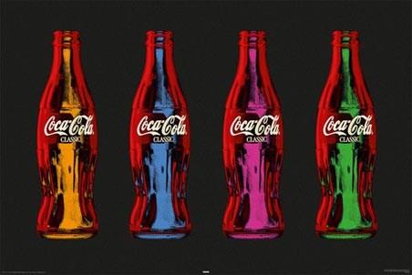Coca-Cola - Pop Art
