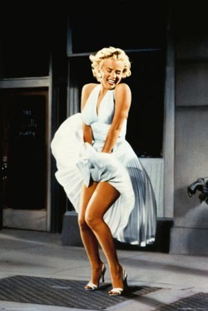 Seven Year Itch - Marilyn Monroe