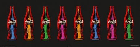 Coke Art - Coca-Cola