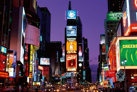 Times Square, Manhattan - New York City