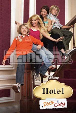 Zack and Cody - The Suite Life of Zack and Cody