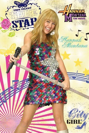 True Star - Hannah Montana: The Movie