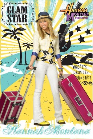 Glam Star - Hannah Montana: The Movie