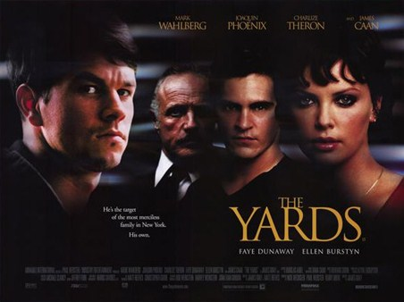 Mark Wahlberg is Leo Handler - The Yards