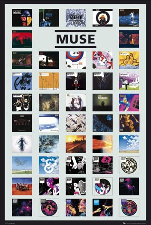 Muse - The Album Covers - Muse