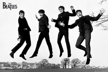 Another Famous Jump - The Beatles