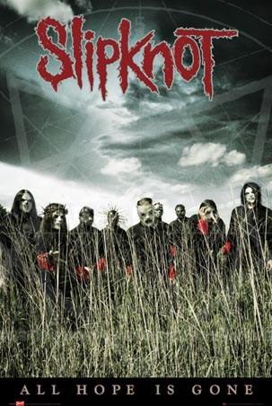 All Hope Is Gone, Slipknot - PopArtUK