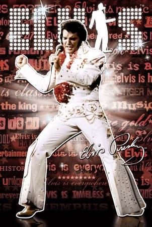 Elvis Is Music - Elvis Presley