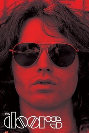 Jim Morrison The Doors Popartuk