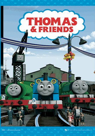 Party Time For Thomas And Friends - Thomas The Tank Engine